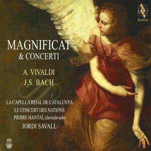Bach - Vivaldi: Magnificat & Concerti
