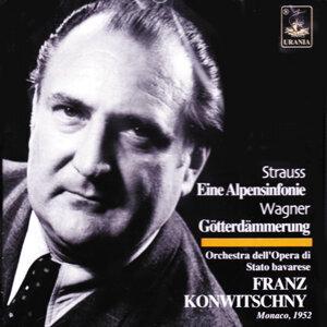 Strauss: Eine Alpensinfonie - Wagner: Götterdämmerung