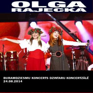 Buramdziesmu Koncerts Dzintaru Koncertzālē (24.08.2014)