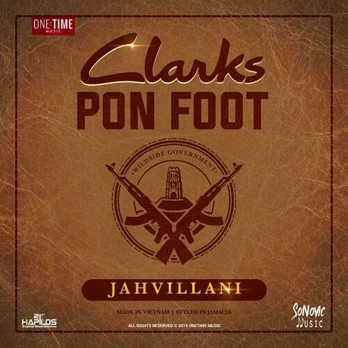 Clarks Pon Foot