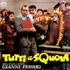 """Tutti a squola - Colonna sonora del film """"Tutti a squola"""""""