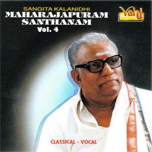 Maharajapuram Santhanam - Classical Vocal, Vol. 4