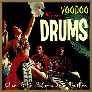African Voodoo Drums