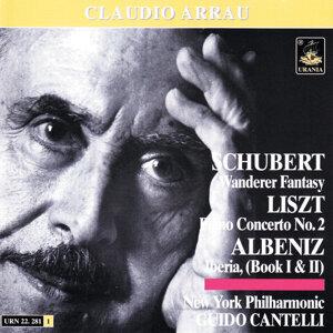 Schubert: Wanderer Fantasy - Liszt: Piano Concerto No. 2 - Albeniz: Iberia