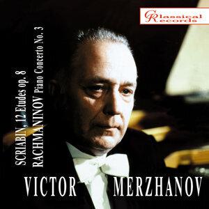 Victor Merzhanov plays Scriabin & Rachmaninov