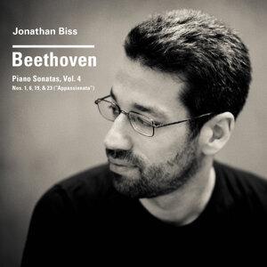 Jonathan Biss - Beethoven Piano Sonatas Volume 4 Nos. 1, 6, 19, & 23 (Appassionata)
