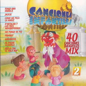 Canciones Infantiles Mix, Vol. 2