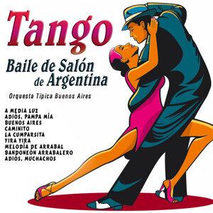 Tango. Baile de Salón de Argentina