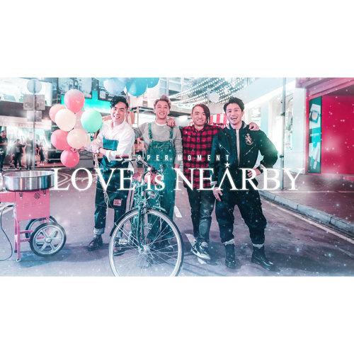 LOVE is NEARBY - Single