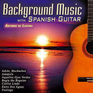 Background Music with Spanish Guitar