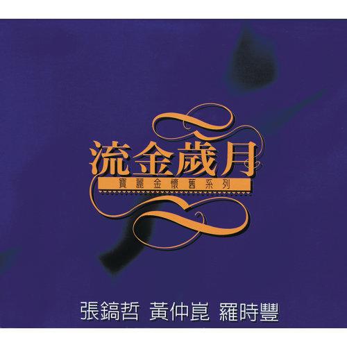 流金歲月 - 寶麗金懷舊系列 專輯封面