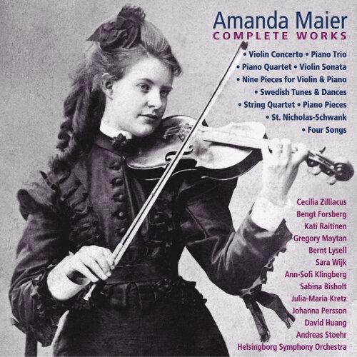 Amanda Maier: Complete Works