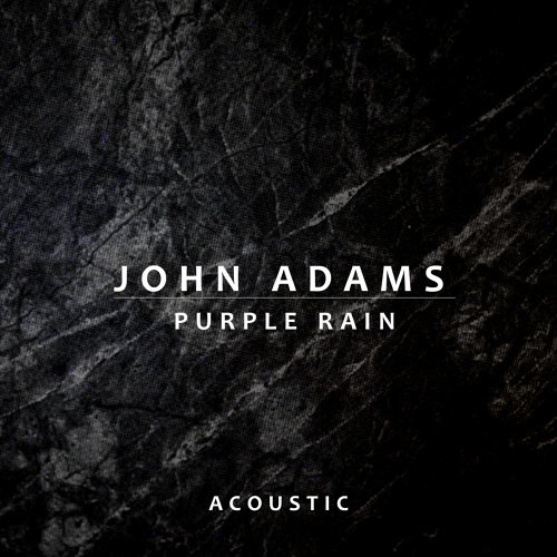 Purple Rain - Acoustic