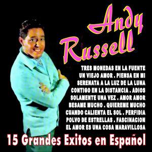 Andy Russell 15 Grandes Exitos en Español