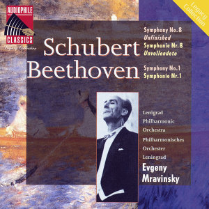 "Schubert: Symphony No. 8 ""Unfinished"" - Beethoven: Symphony No. 1"