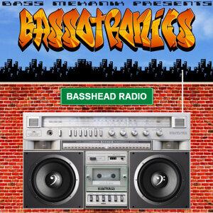 Bass Mekanik Presents Bassotronics: Basshead Radio