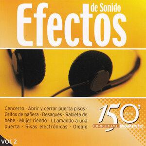 Efectos de Sonido, Vol. 2