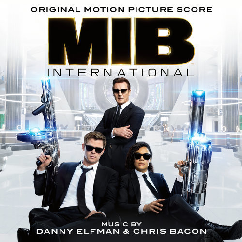 Men in Black: International (Original Motion Picture Score) (MIB星際戰警:跨國行動電影原聲帶)