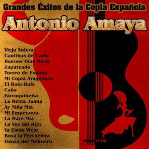 Antonio Amaya - Grandes Éxitos de la Copla Española