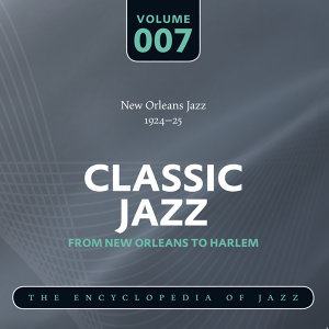 New Orleans Jazz 1924-25