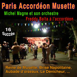 Paris Accordéon Musette