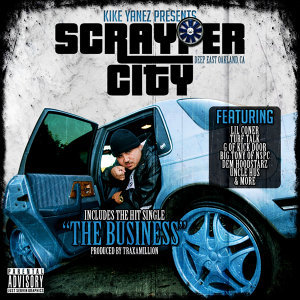 Kike Yanez Presents Scrayper City