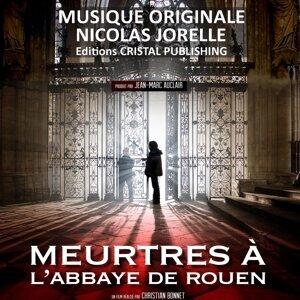 Meurtres à l'abbaye de Rouen - Bande originale du film de Christian Bonnet
