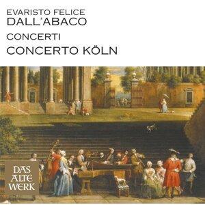 Dall'Abaco : Concerti - DAW 50