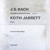 J.S. Bach: The Well-Tempered Clavier, Book I - Live in Troy, NY / 1987