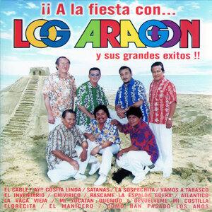 A la Fiesta Con los Aragon y Sus Grandes Exitos
