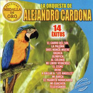 La Orquesta de Alejandro Cardona: 14 Exitos