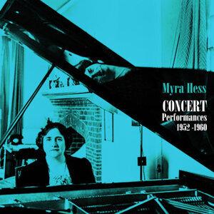 Concert Performances 1952 -1960