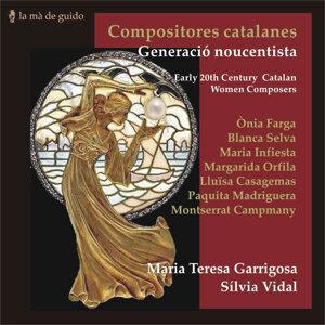 Compositores Catalanes, Generació Noucentista