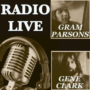 Radio Live: Gene Clark & Gram Parsons
