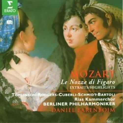 Le nozze di Figaro KV 492 : Atto I : scena 8 - N° 10 Aria ''Non piu andrai farfallone amoroso'' (Figaro)