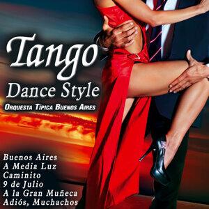 Tango Dance Style
