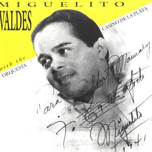 Miguelito Valdés (with the Orquesta Casino De La Playa)