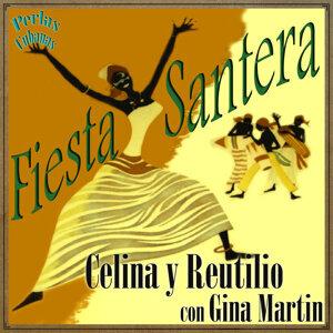 Perlas Cubanas: Celina y Reutilio Con Gina Martín