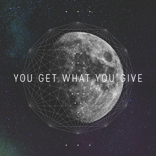 You Get What You Give - Acoustic