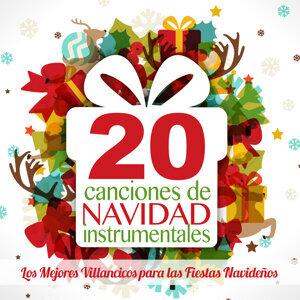 20 Canciones de Navidad Instrumentales. Los Mejores Villancicos para las Fiestas Navideñas