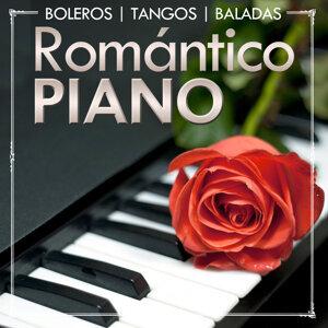 Romántico Piano. Boleros, Tangos, Baladas