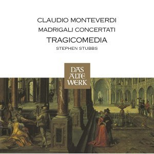 Monteverdi : Madrigali Concertati (DAW 50) - DAW 50
