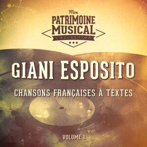 Chansons françaises à textes : Giani Esposito, Vol. 1