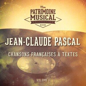 Chansons françaises à textes : jean-claude pascal, vol. 1
