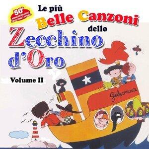 Le più belle canzoni dello Zecchino d'Oro, Vol. 2