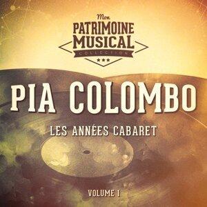 Les années cabaret : Pia Colombo, Vol. 1