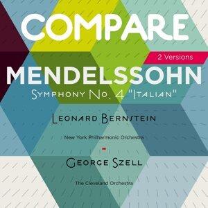 Mendelssohn: Symphony No. 4, Op. 90, MWV N16, Leonard Bernstein vs. George Szell - Compare 2 Versions