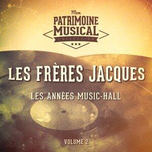 Les années music-hall : Les Frères Jacques chantent Prévert, Vol. 2