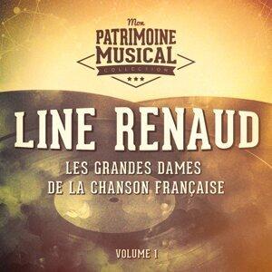 Les grandes dames de la chanson française : Line Renaud, Vol. 1