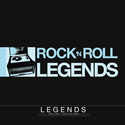 Legends - Rock 'N Roll Legends - The Greatest Tracks from the Golden Oldies - Deluxe Edition